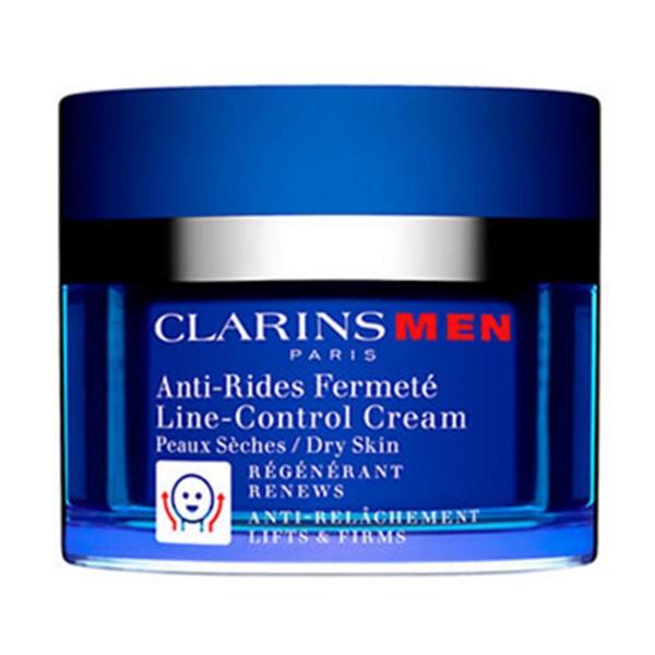 Clarins men crema anti-arrugas pieles secas 50ml