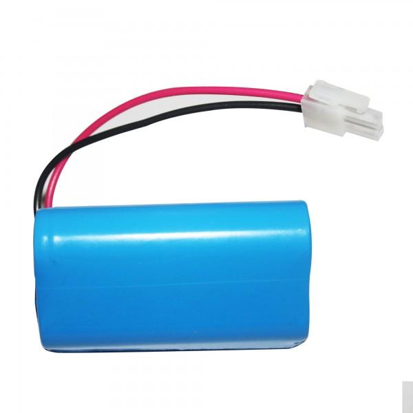Recambio bateria robot aspirador 34019
