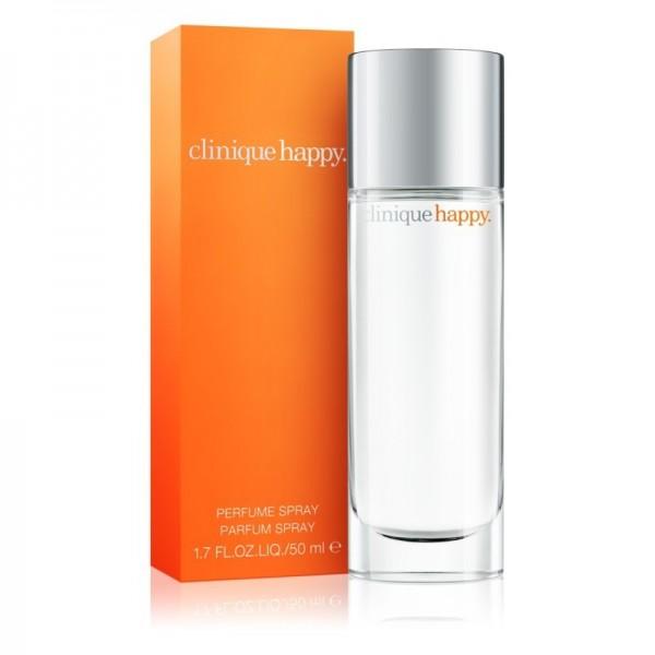 Clinique happy woman eau de parfum 50ml vaporizador