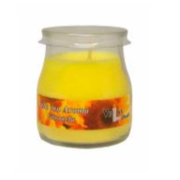Vela perfumada Citronela