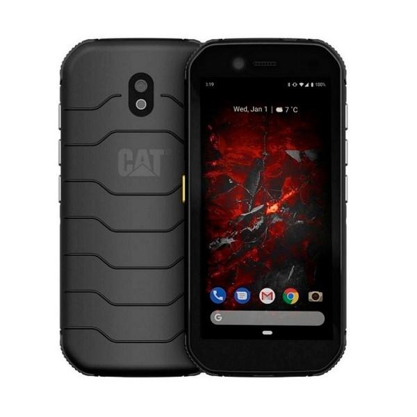 Cat s42 negro móvil resistente 4g dual sim 5.5'' hd+ quadcore 32gb 3gb ram cam 13mp selfies 5mp