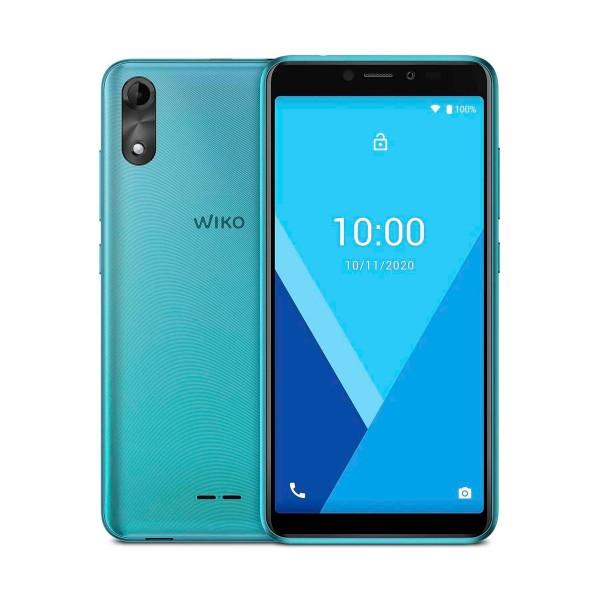 Wiko y51 menta móvil 3g dual sim 5.45'' tn fwvga+ quadcore 16gb 1gb ram cam 5mp selfies 5mp