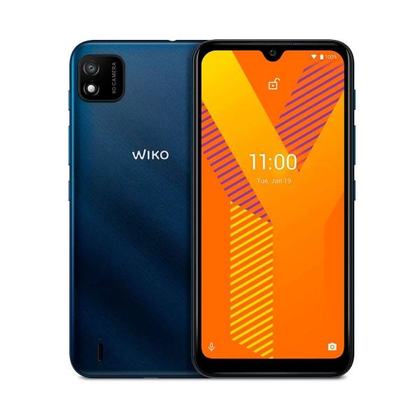 Wiko y62 dark blue 4g/4core/1+16gb/6.1'' hd+/dual sim