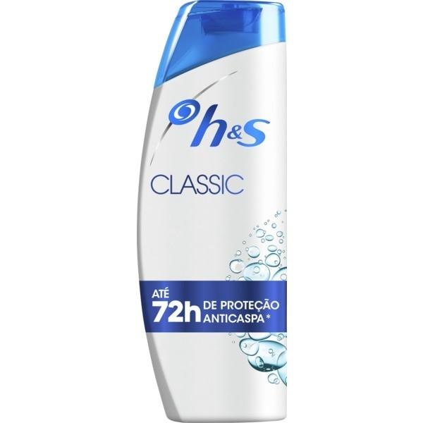 H&S champú Clásico 340 ml