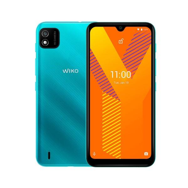 Wiko y62 verde menta 4g/4core/1+16gb/6.1'' hd+/dual sim
