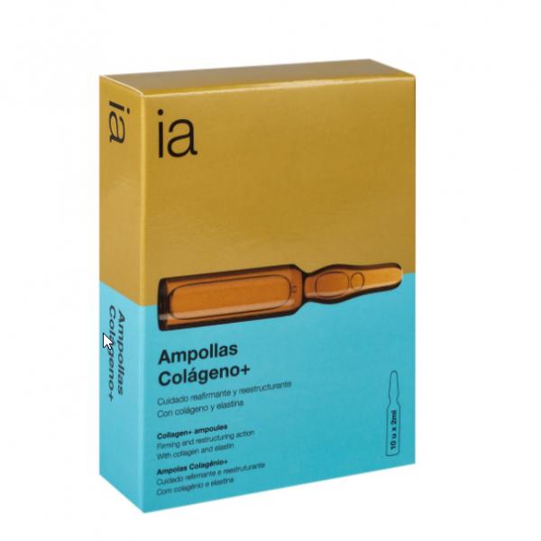 INTERAPOTHEK AMPOLLAS COLAGENO+ 10 X 2 ML