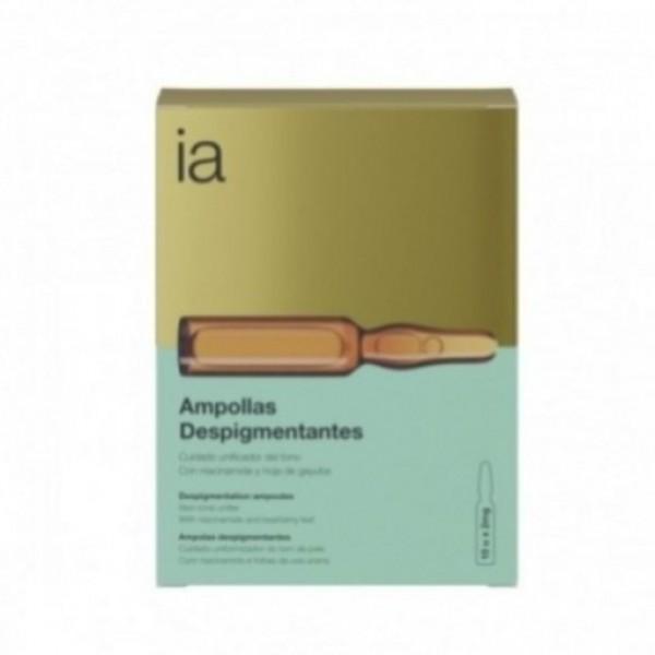 INTERAPOTHEK AMPOLLAS DESPIGMENTANTES 10 X 2 ML