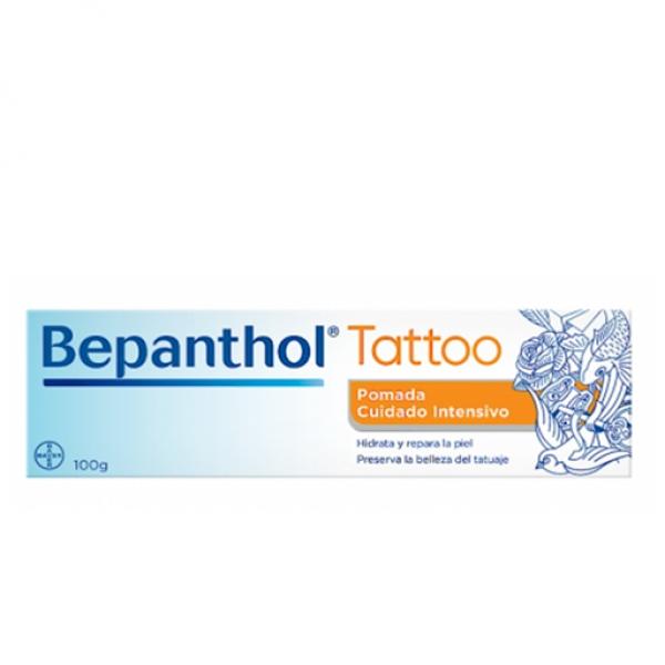 BEPANTHOL TATTOO POMADA 100 G